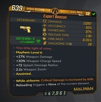 How To Get Beacon - Borderlands 3 2